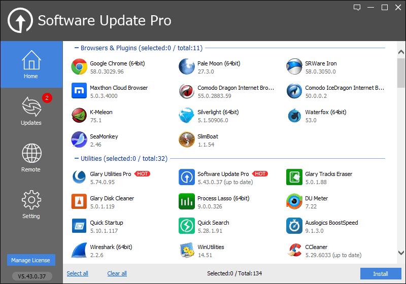 software automatisch installieren